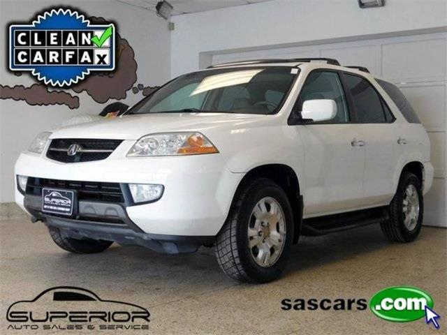 Picture of '02 MDX - NSLF