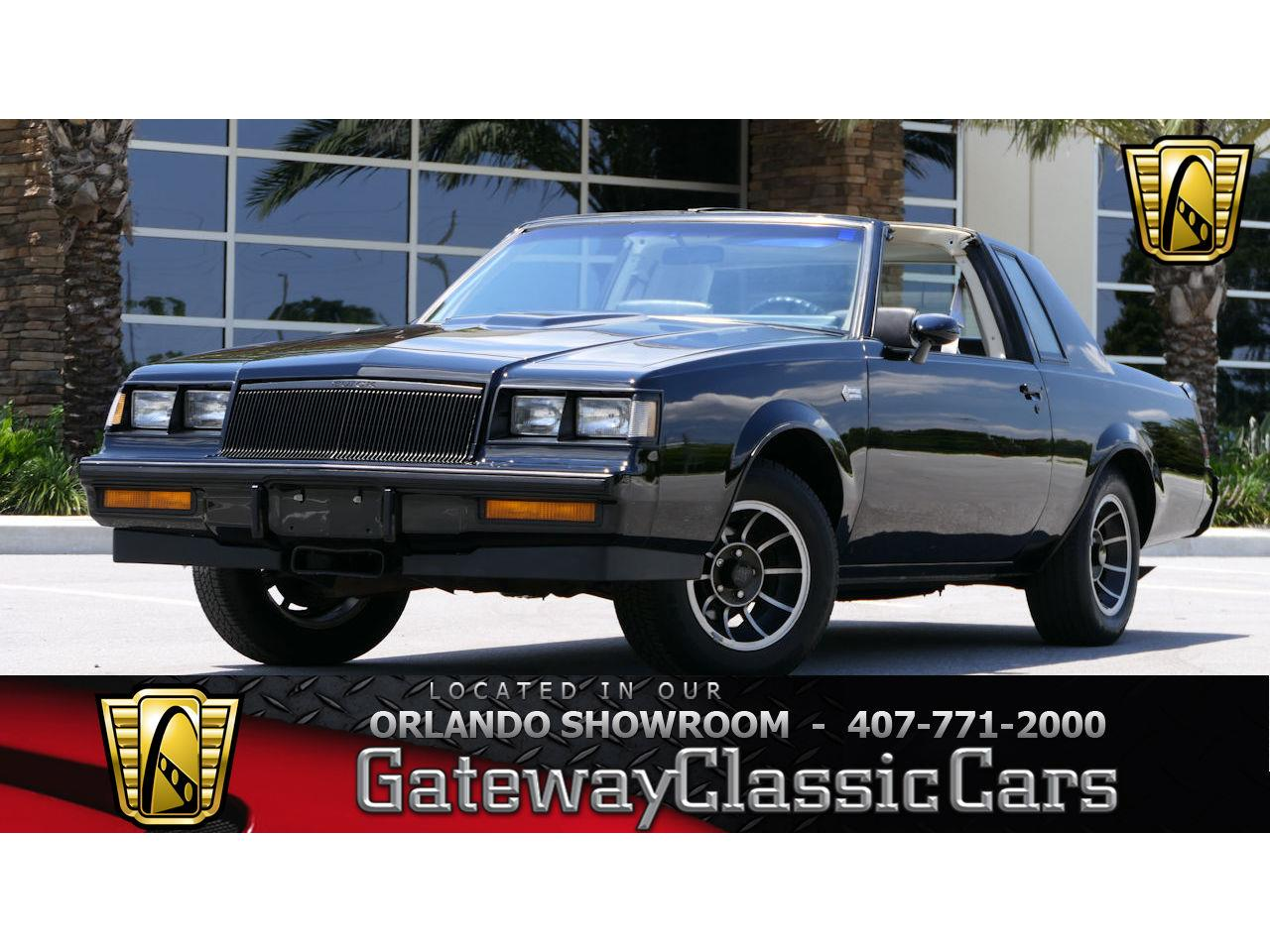 1984 buick grand national for sale | classiccars | cc-1110148