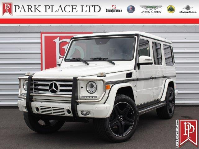 Picture of '13 G-Class - NTNA