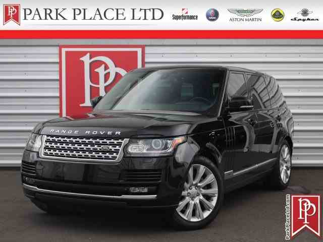 Picture of '15 Range Rover - NTNB