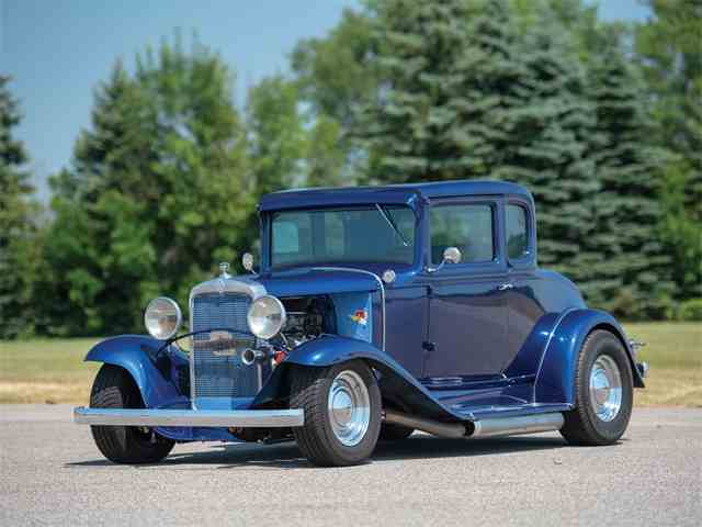 Picture of '31 2-Door Coupe Hot Rod - NTNS