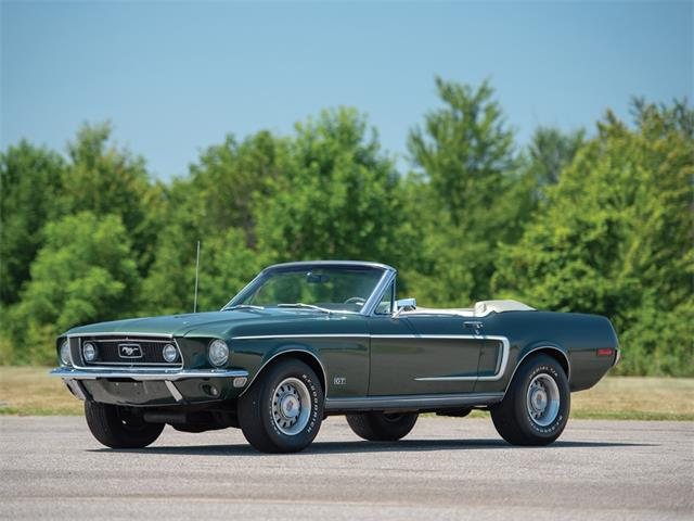 Picture of '68 Mustang GT 427 SOHC Convertible - NTNU