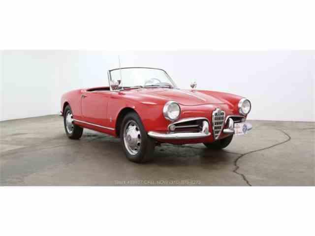 Picture of '58 Giulietta Spider - NTO7