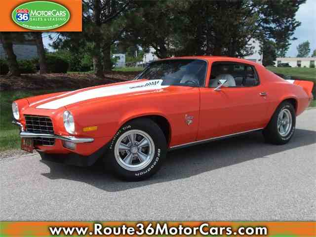 Picture of '72 Camaro - NTOD