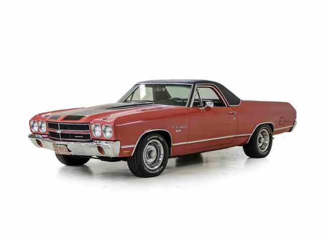 Picture of '70 El Camino - NSLN
