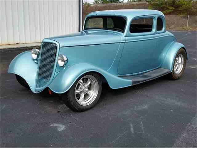 Picture of '34 Coupe - NTOM