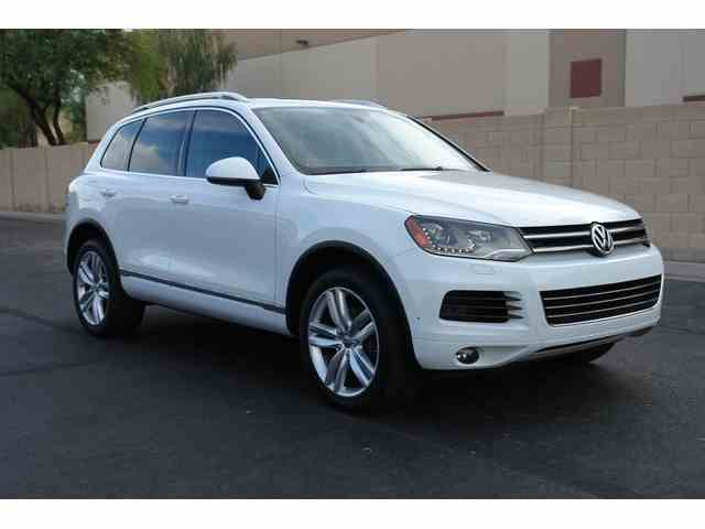Picture of '13 Touareg - NTOT