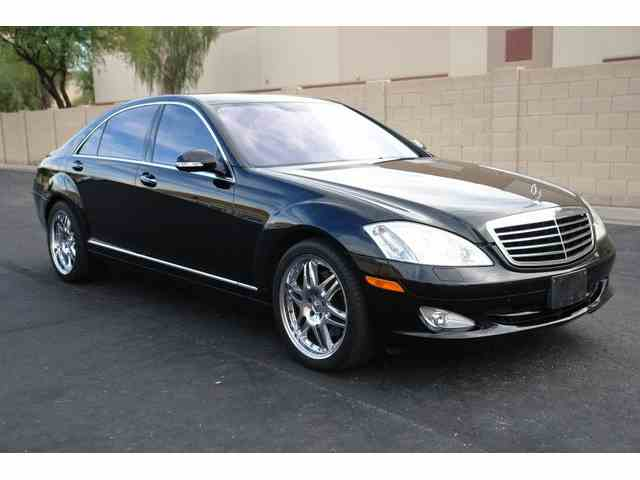 Picture of '07 S550 - NTOV