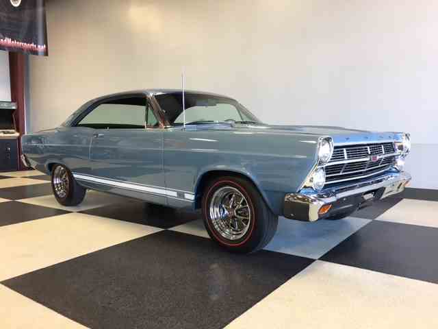 Picture of '67 Fairlane - NTP8