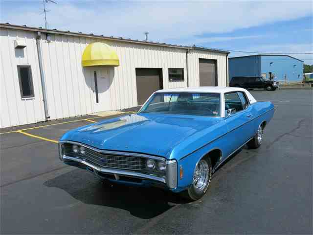 Picture of '69 Impala - NTPA