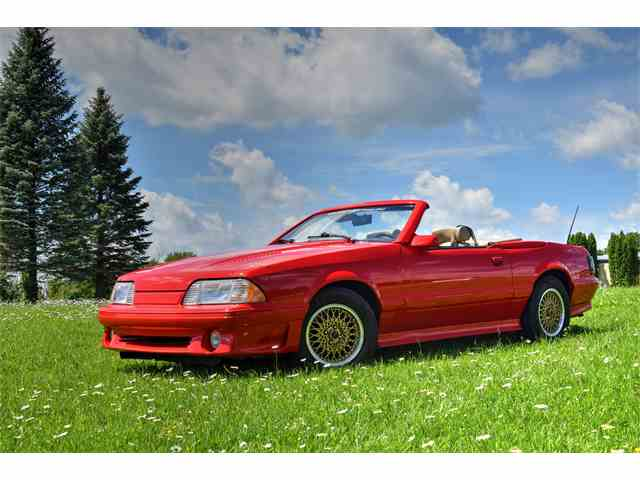 Picture of '87 Mustang - NTPH