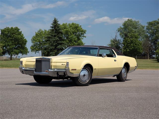 Picture of '72 Continental Mark IV - NSLS