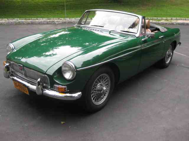 Picture of '66 MGB - NTPS
