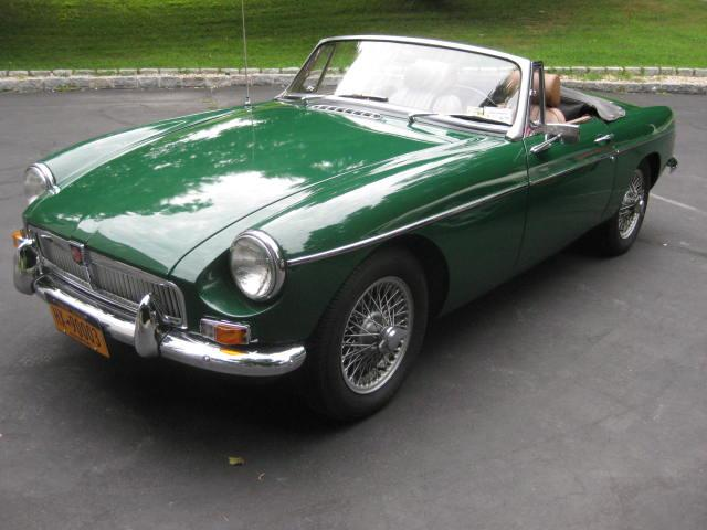 Picture of Classic 1966 MGB - NTPS