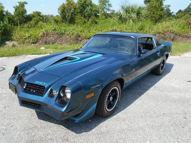 1979 chevrolet camaro for sale on. Black Bedroom Furniture Sets. Home Design Ideas