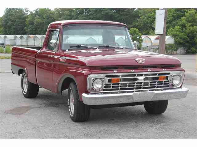 Classic Ford F100 For Sale On Classiccars Com