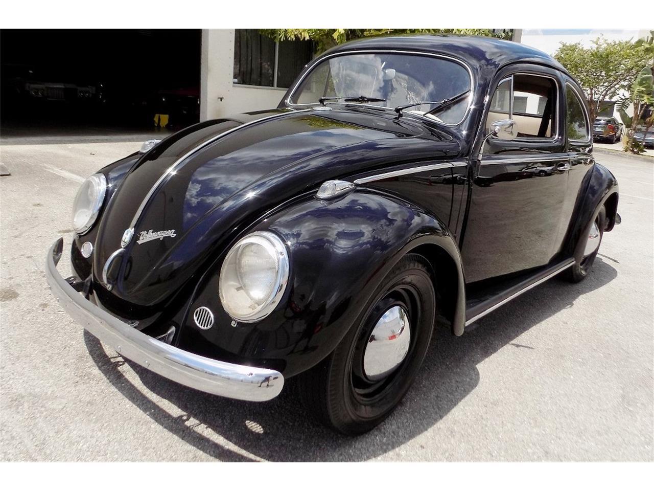 For Sale: 1953 Volkswagen Beetle in POMPANO BEACH, Florida