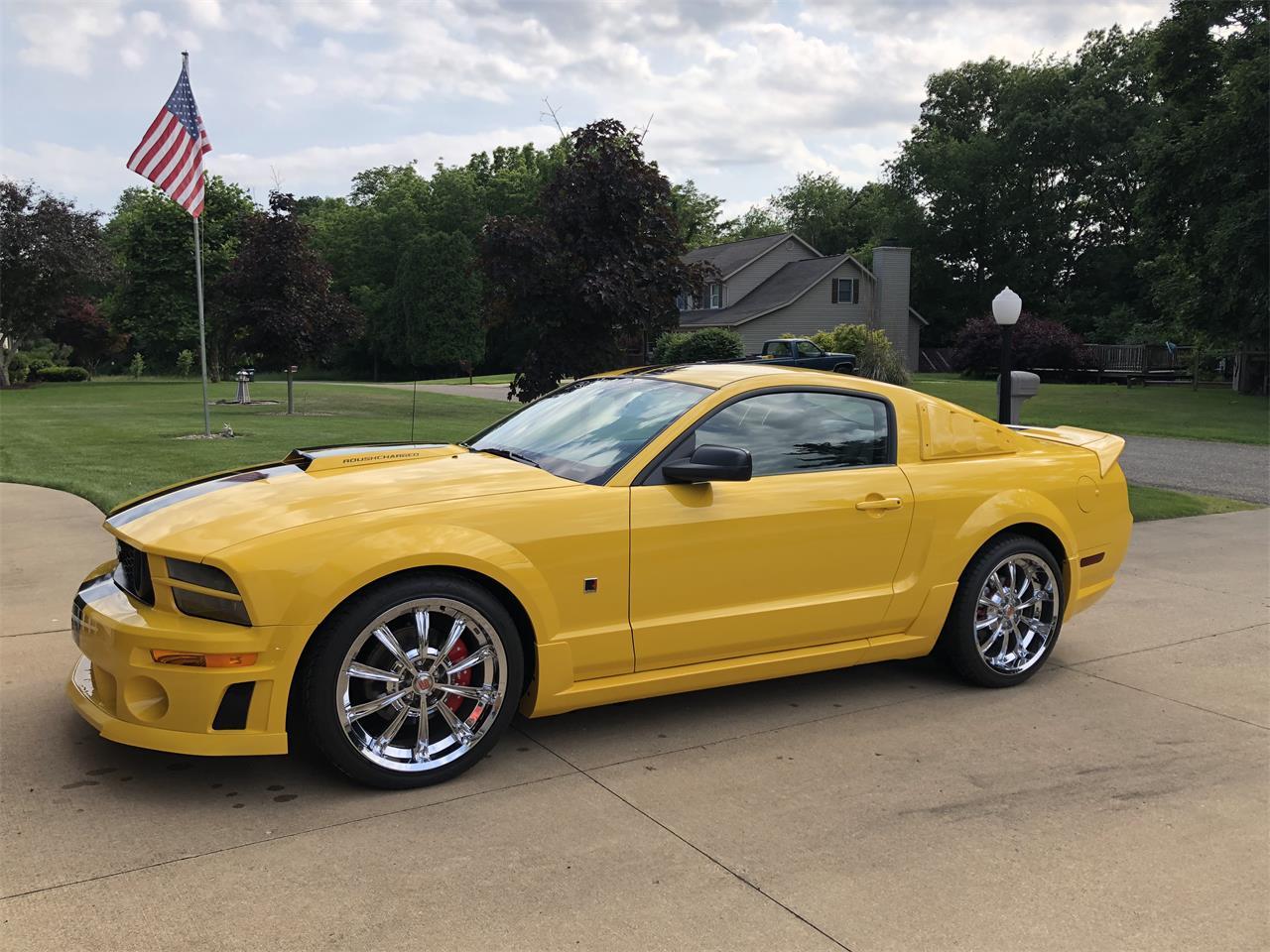 Ford Mustang Roush >> For Sale 2005 Ford Mustang Roush In New Philadelphia Ohio