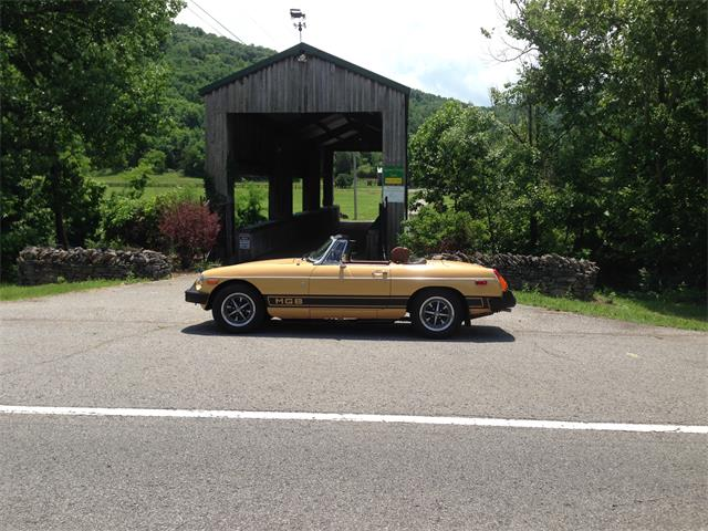 Picture of '76 MGB - NTQM