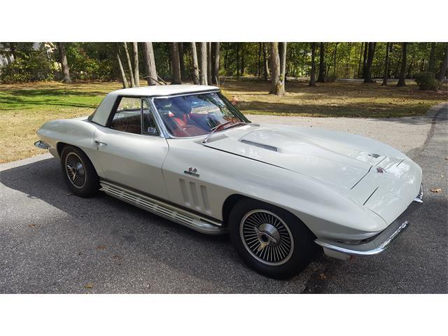 Picture of '66 Corvette - NTRD