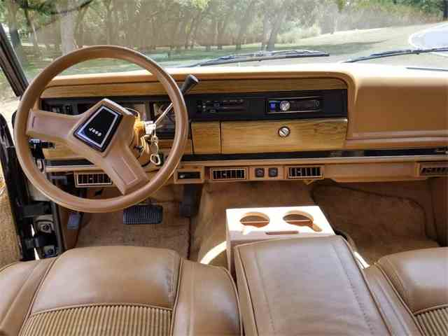 Picture of '87 Grand Wagoneer - NTRK