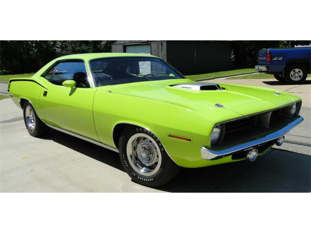 Picture of Classic '70 Plymouth Cuda - $250,000.00 - NTRM