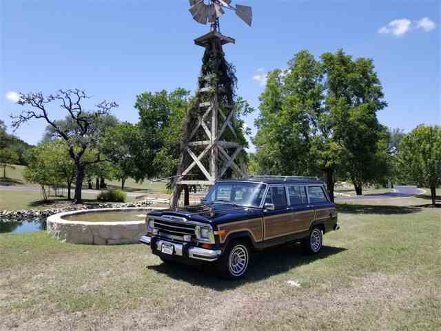 Picture of '91 Grand Wagoneer - NTRO