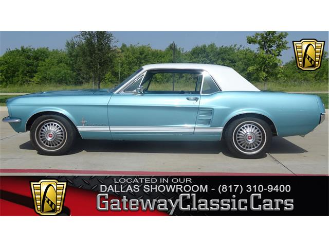 Picture of Classic '67 Mustang located in DFW Airport Texas - $29,995.00 Offered by  - NTS9