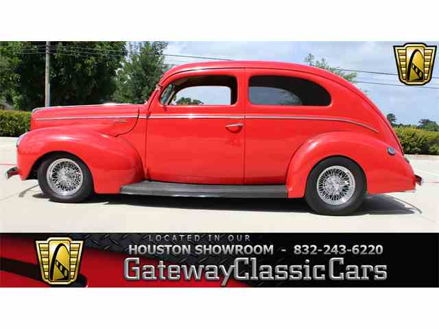 Picture of '40 Sedan - NTSA