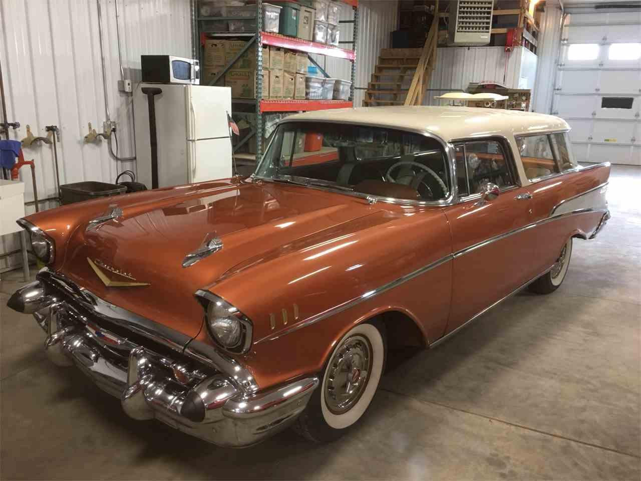 1957 Chevrolet Nomad for Sale | ClassicCars.com | CC-1111727