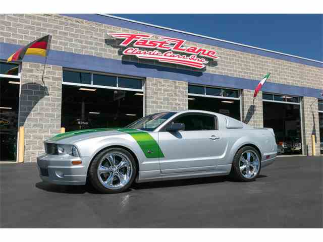 Picture of '07 Mustang - NTTC