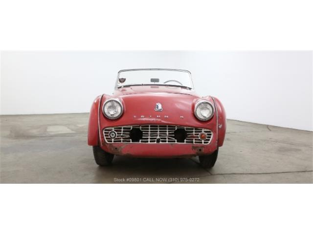 Picture of 1961 Triumph TR3 located in California - NSM6