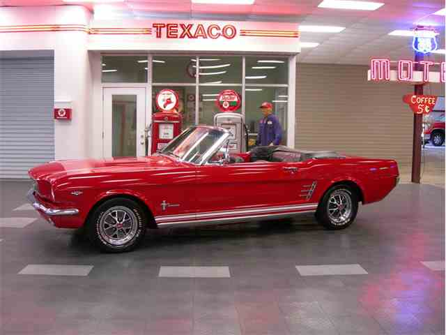 Picture of '66 Mustang - NTU2