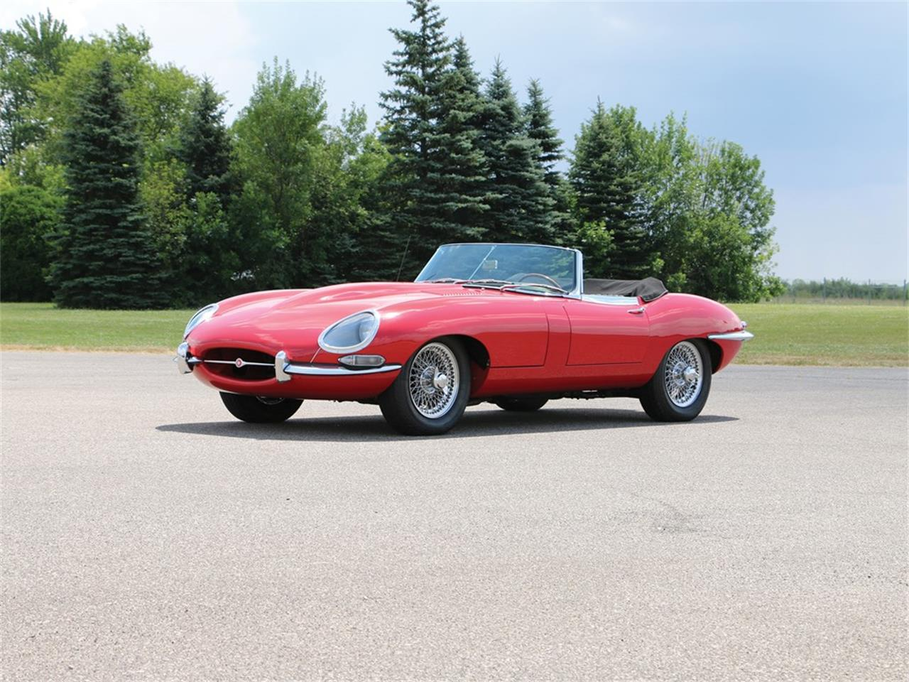 Picture of '65 E-Type Series 1 4.2-Litre Roadster - NTU7