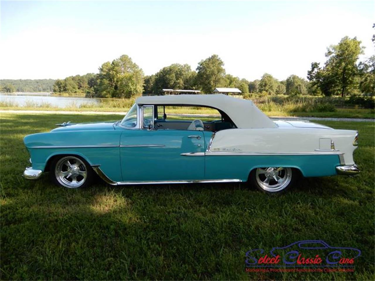 Large Picture of 1955 Bel Air located in Hiram Georgia - $97,500.00 Offered by Select Classic Cars - NSM8