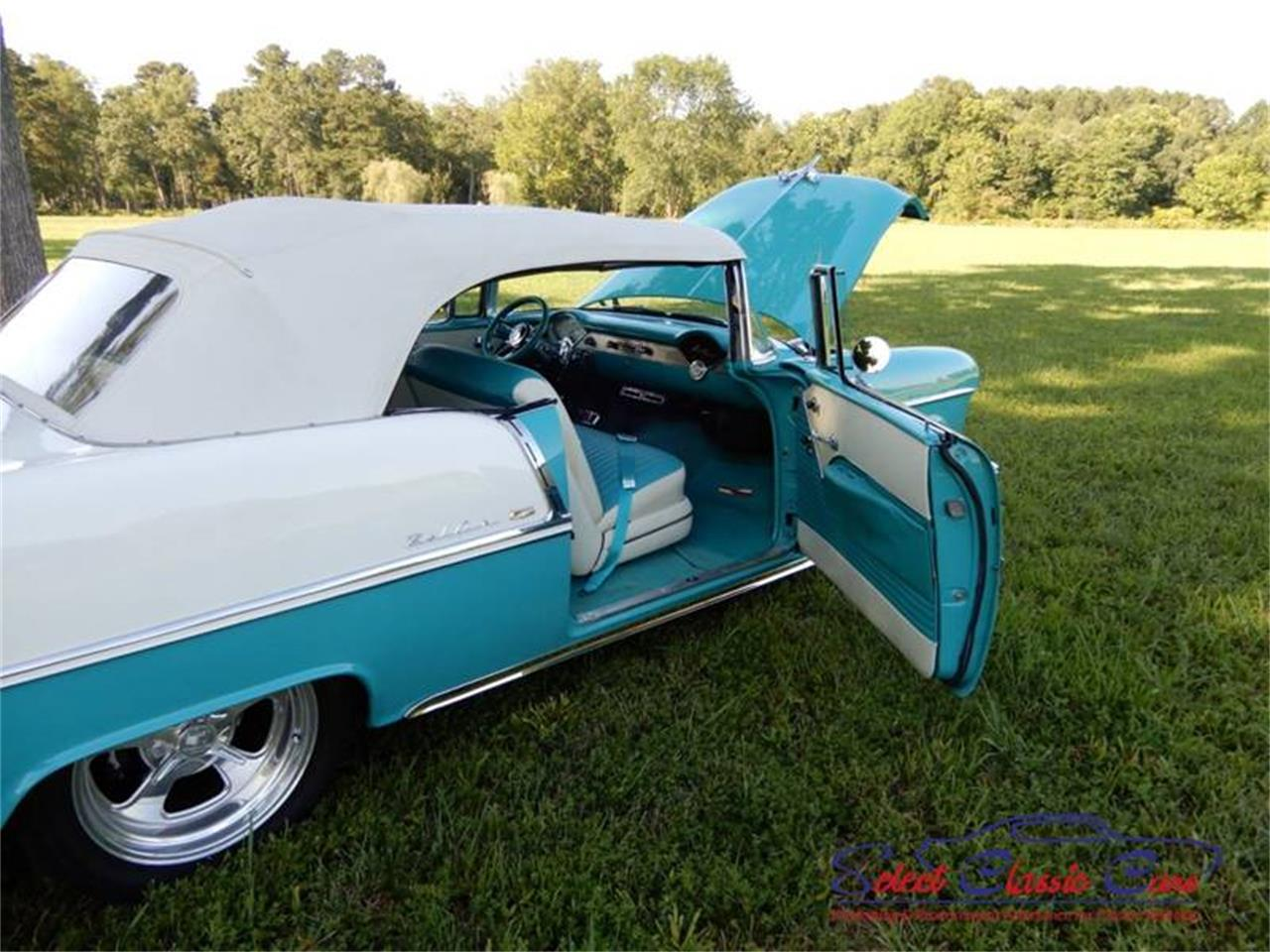 Large Picture of '55 Bel Air located in Hiram Georgia Offered by Select Classic Cars - NSM8