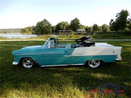 Picture of Classic '55 Chevrolet Bel Air located in Hiram Georgia - $97,500.00 Offered by Select Classic Cars - NSM8