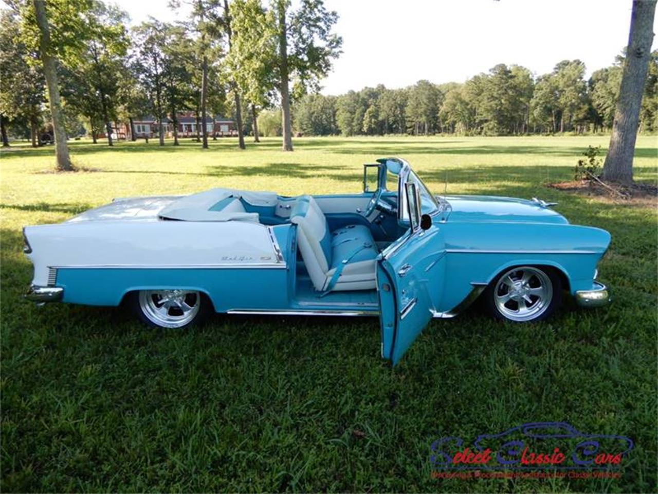 Large Picture of Classic '55 Bel Air located in Georgia Offered by Select Classic Cars - NSM8