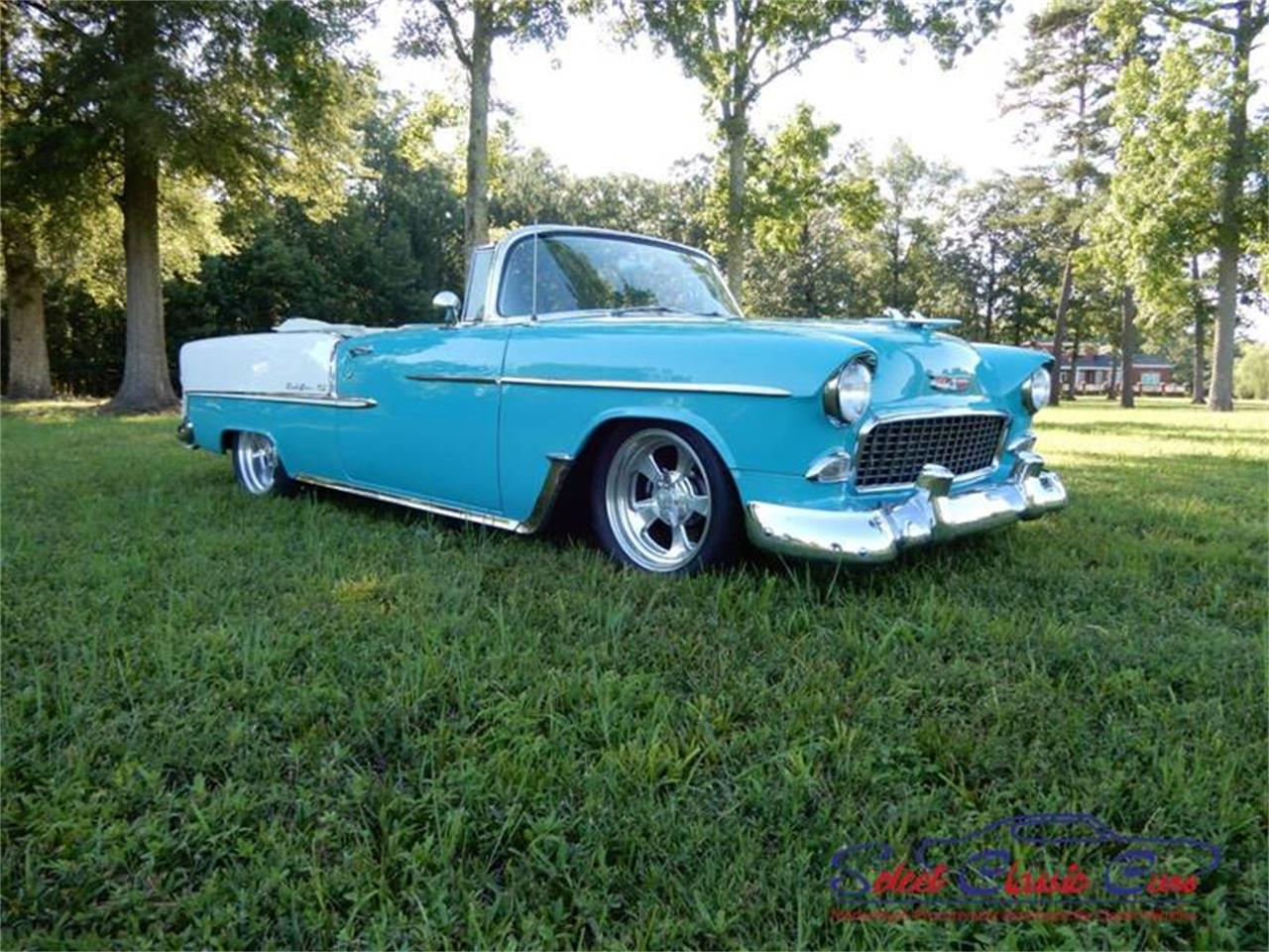 Large Picture of 1955 Chevrolet Bel Air - NSM8