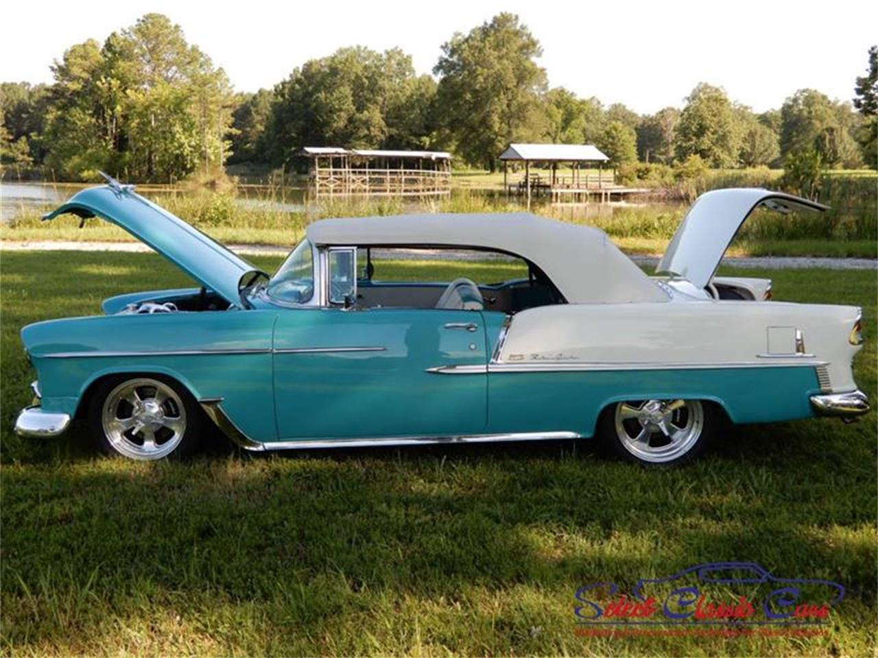Large Picture of Classic '55 Chevrolet Bel Air - $97,500.00 - NSM8