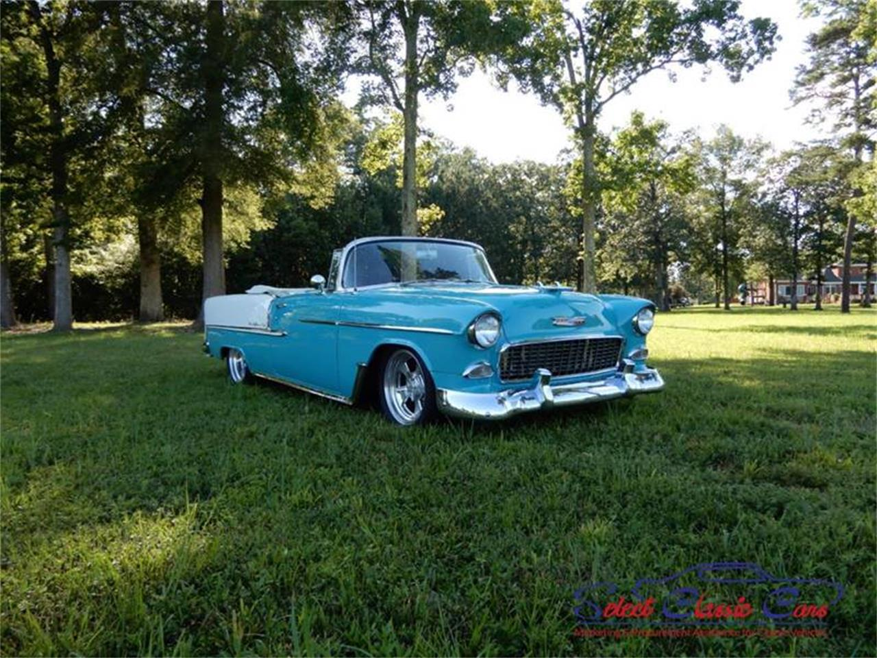 Large Picture of '55 Bel Air located in Hiram Georgia - $97,500.00 - NSM8