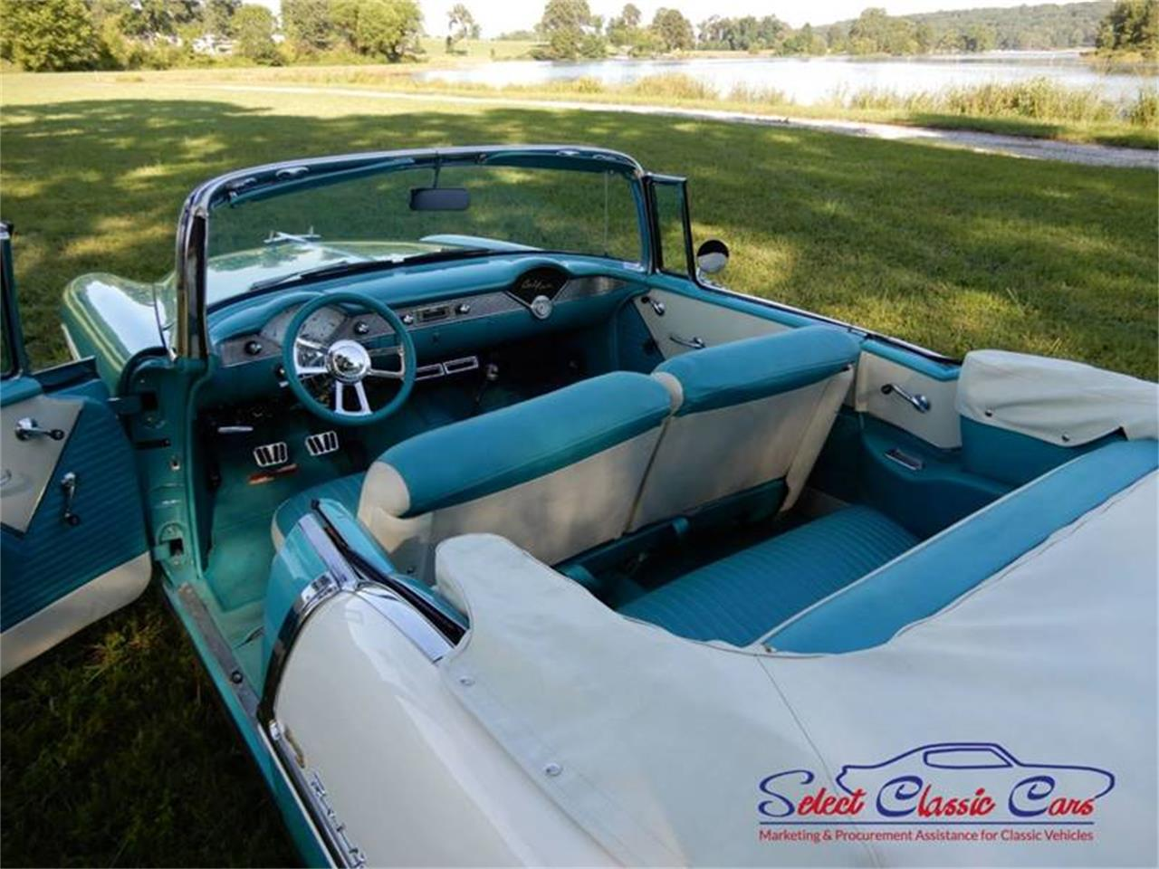 Large Picture of Classic 1955 Chevrolet Bel Air - NSM8