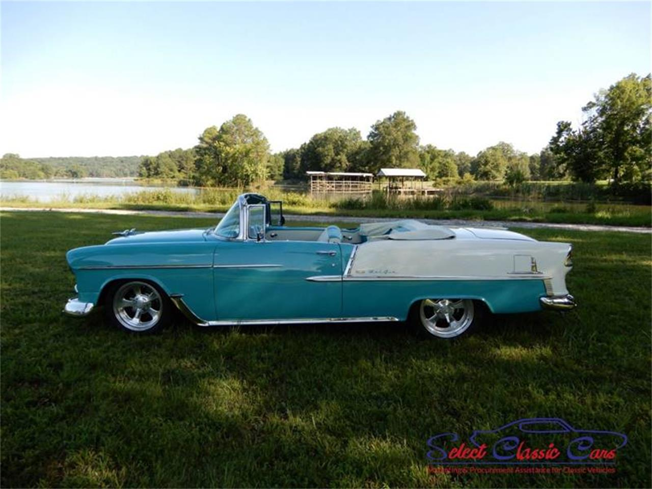 Large Picture of Classic 1955 Chevrolet Bel Air located in Georgia - $97,500.00 - NSM8