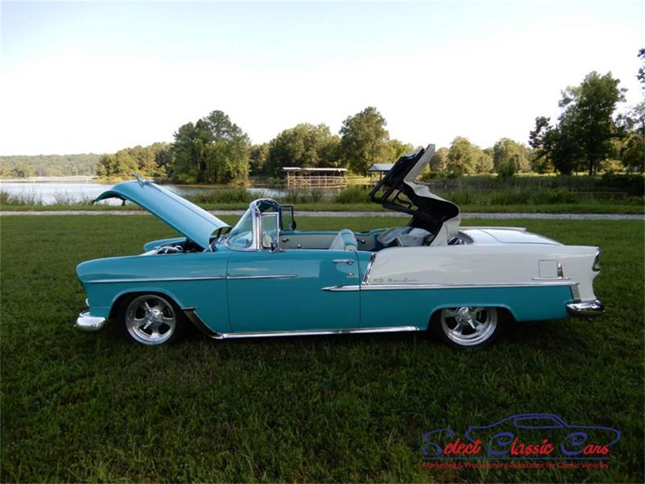 Large Picture of Classic 1955 Bel Air - $97,500.00 - NSM8