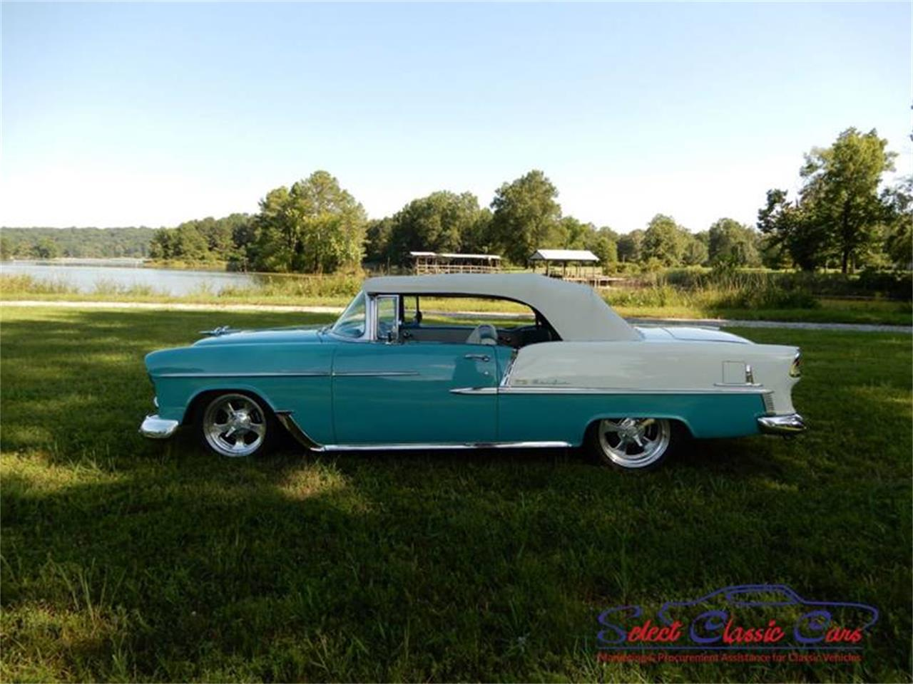 Large Picture of Classic '55 Chevrolet Bel Air - $97,500.00 Offered by Select Classic Cars - NSM8