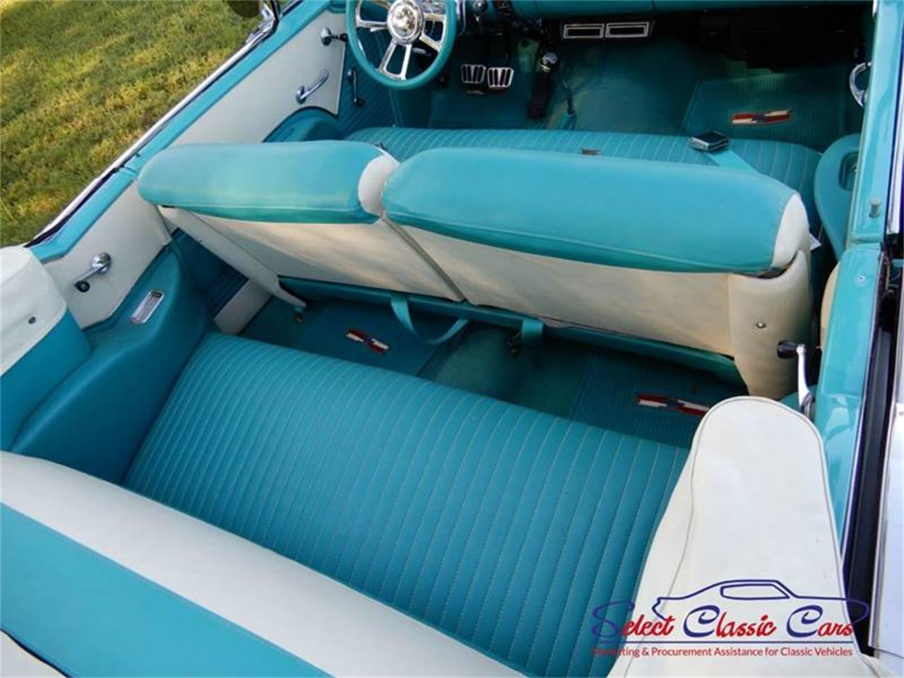 Large Picture of '55 Chevrolet Bel Air Offered by Select Classic Cars - NSM8