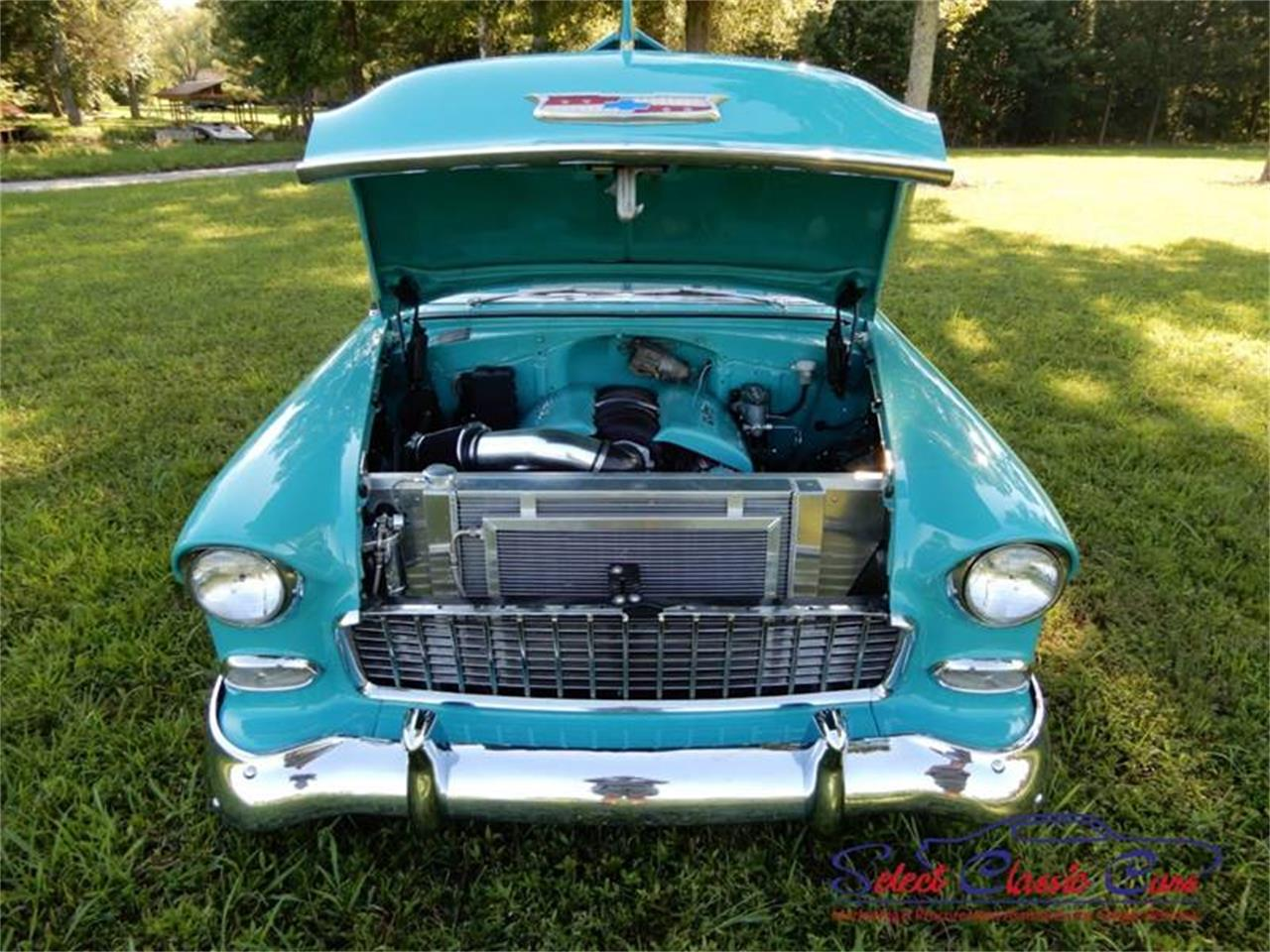 Large Picture of Classic '55 Bel Air located in Hiram Georgia - $97,500.00 - NSM8
