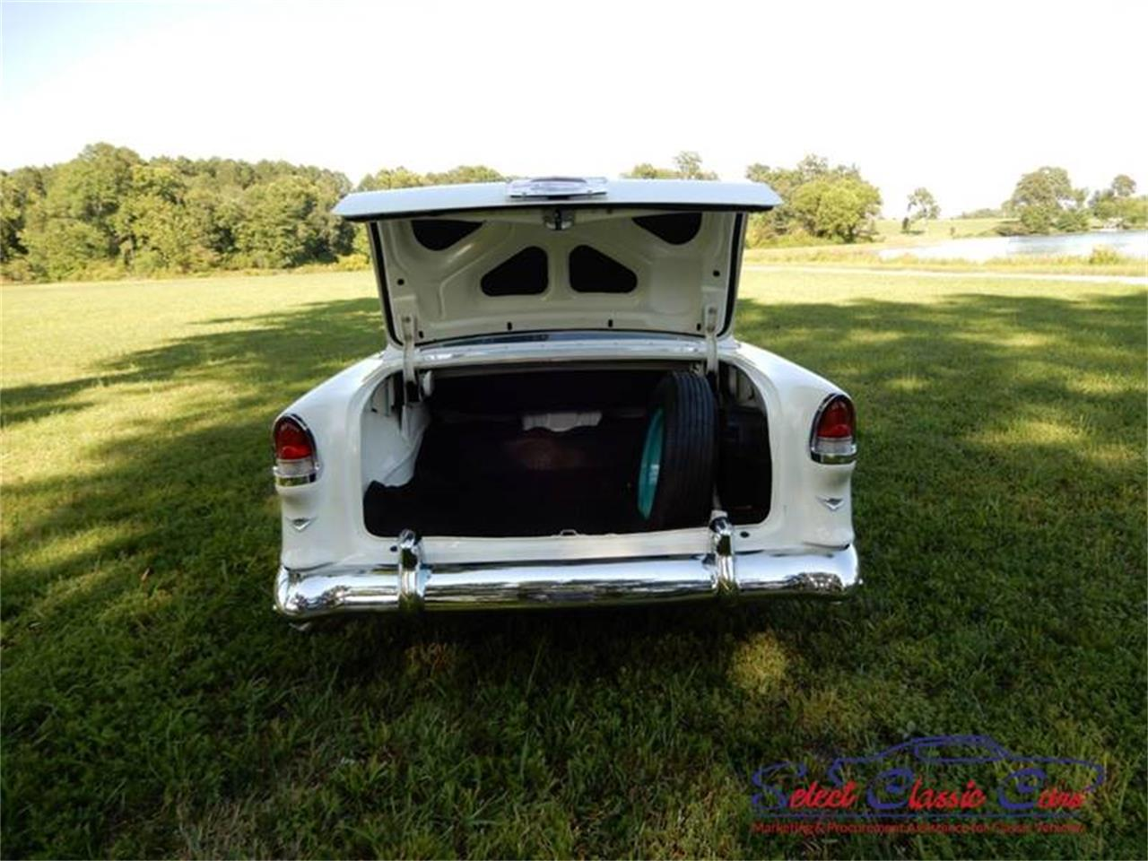 Large Picture of Classic '55 Chevrolet Bel Air located in Hiram Georgia - $97,500.00 Offered by Select Classic Cars - NSM8