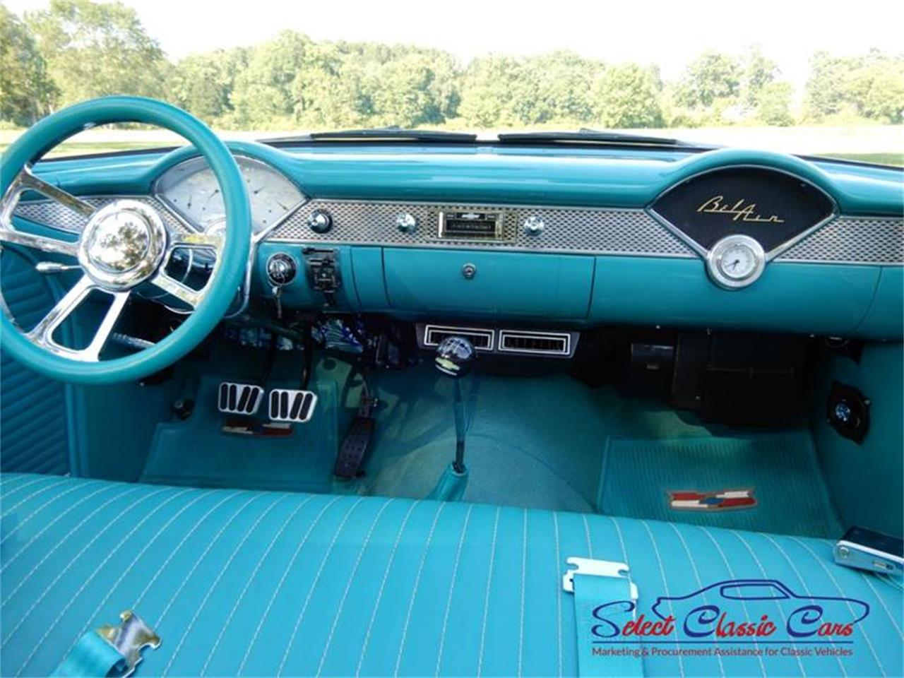 Large Picture of Classic 1955 Bel Air - $97,500.00 Offered by Select Classic Cars - NSM8