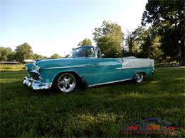 Picture of '55 Chevrolet Bel Air located in Hiram Georgia Offered by Select Classic Cars - NSM8